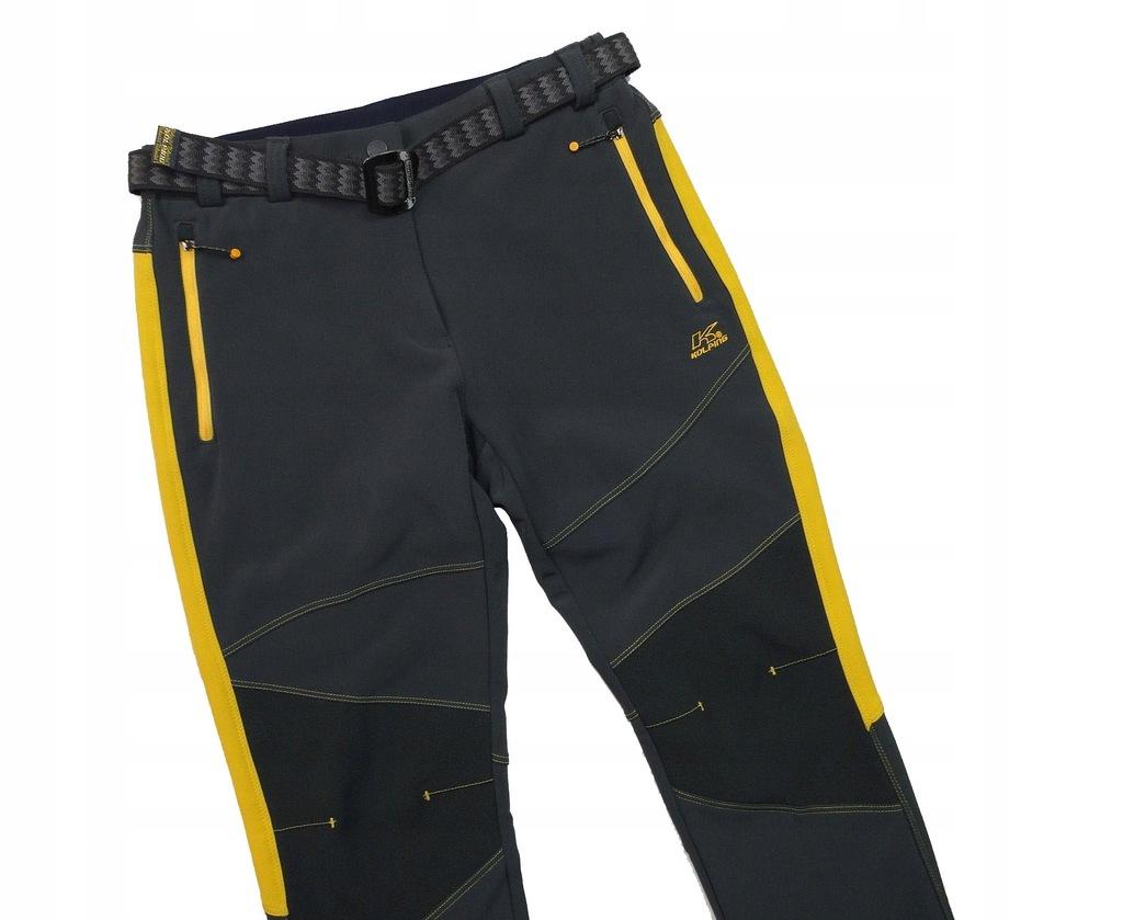 Spodnie KolpiN Sweden Ocieplane Warm Thinsulated