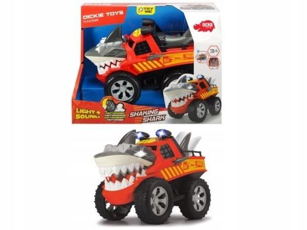 RACING Drżący Rekin Samochód wyścigowy z napędem D
