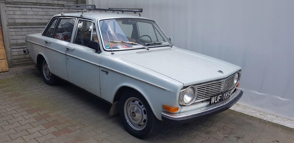 Volvo 144 ,1967r, Sprawny, Oryginalny, Warszawa,