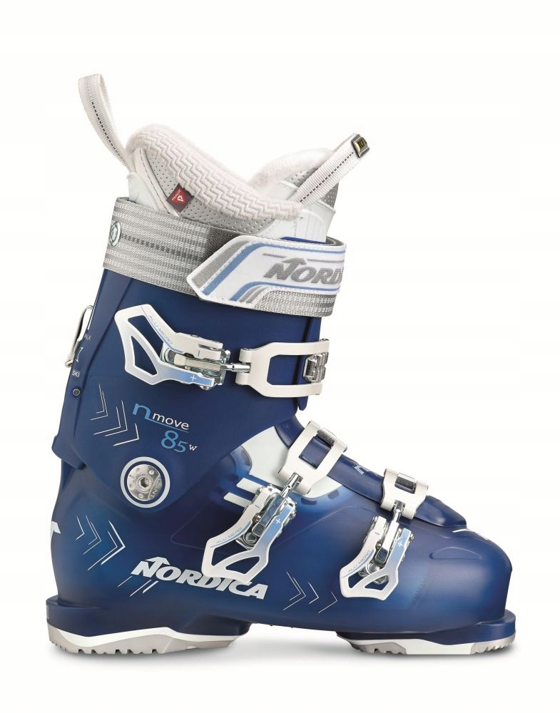 Buty narciarskie Nordica N-Move 85 W Niebieski 26.