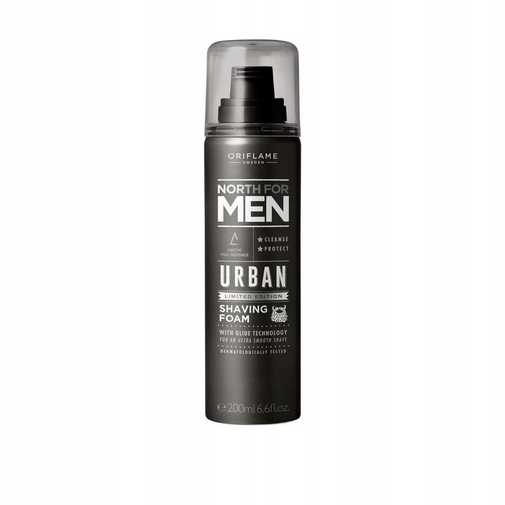 Oriflame Pianka do golenia North For Men Urban