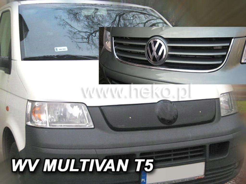 OSŁONA ZIMOWA HEKO VW MULTIVAN T5 2003-10