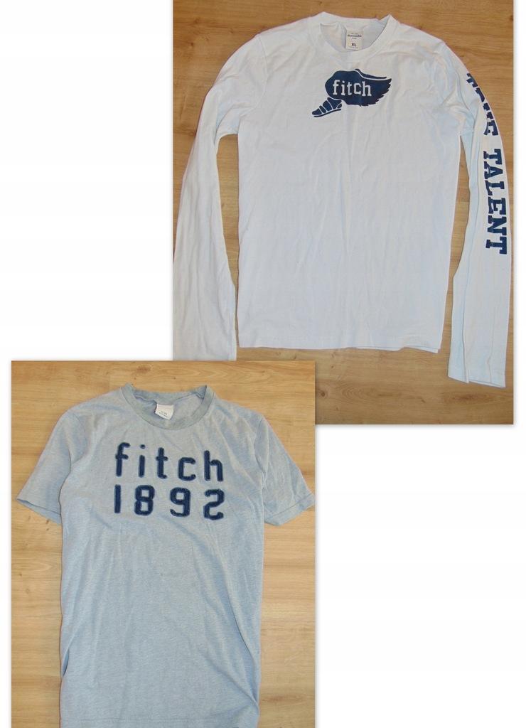 ABERCROMBIE KIDS koszulki 2szt chłopak ok 152- 158