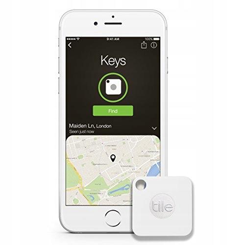 Lokalizator kluczy telefonu key finder Tile Mate