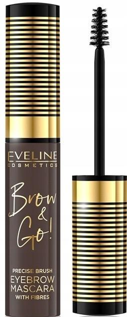 Eveline Brow and Go Tusz do Brwi 02 Dark