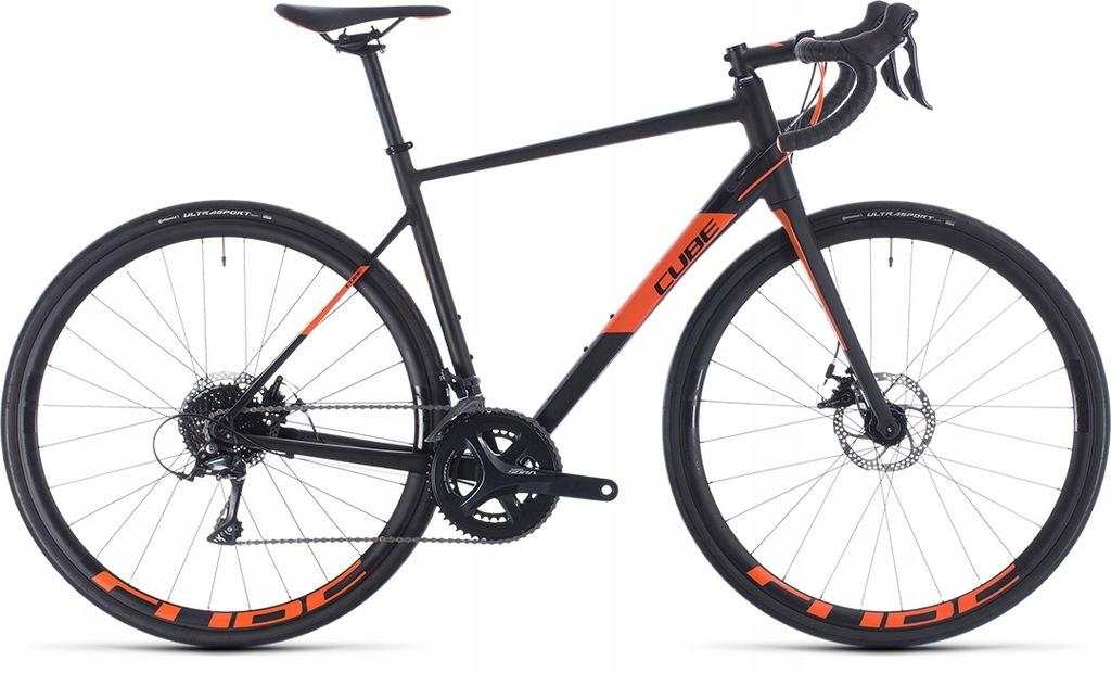 Rower CUBE Attain Pro 2020 rama 60cm GRATISY Śląsk