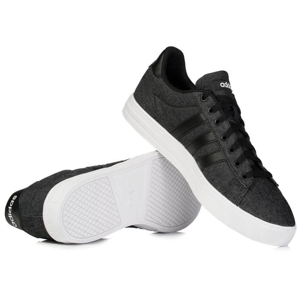 Buty męskie adidas Daily 2.0 czarne DB0284