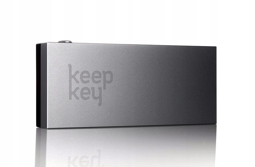 KeepKey sprzętowy portfel kryptowalut 24h crypto