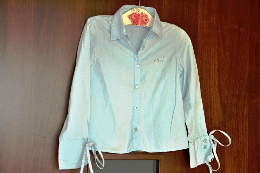 Benetton elegancka koszula rozm. 110