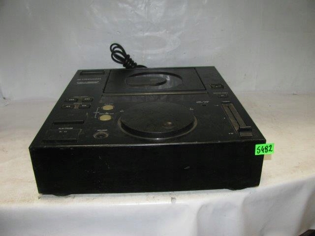 ODTWARZACZ CD DJ PIONEER CDJ-500 II - NR S492