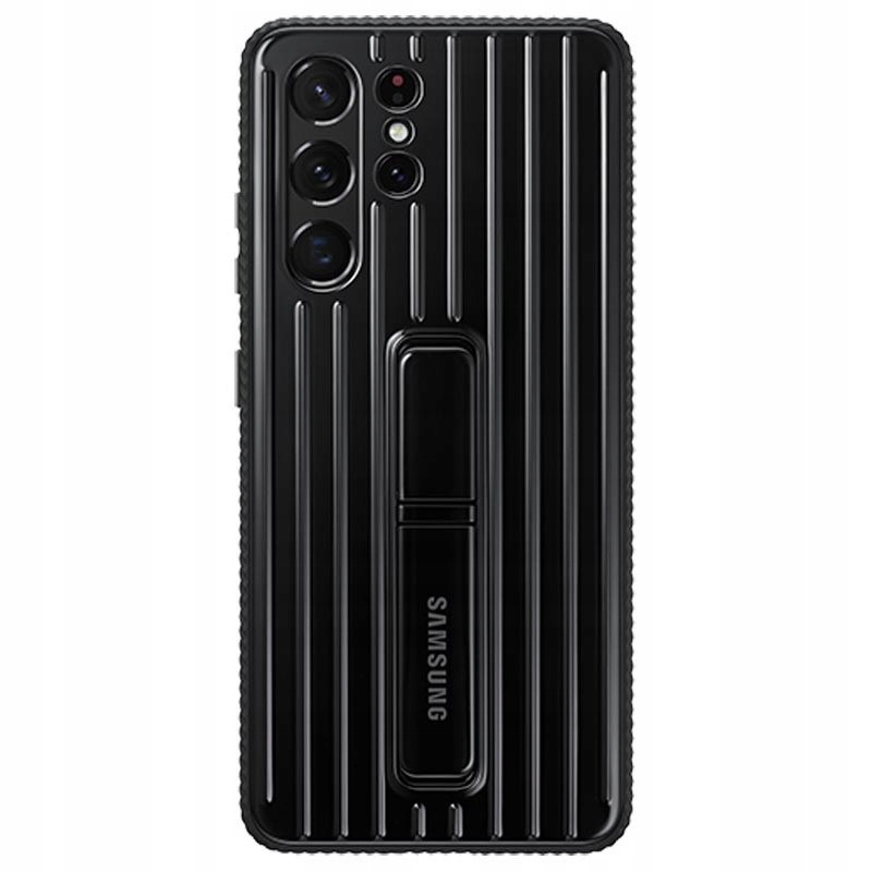 Etui Samsung Galaxy S21 Ultra EF-RG998CB czarny/bl