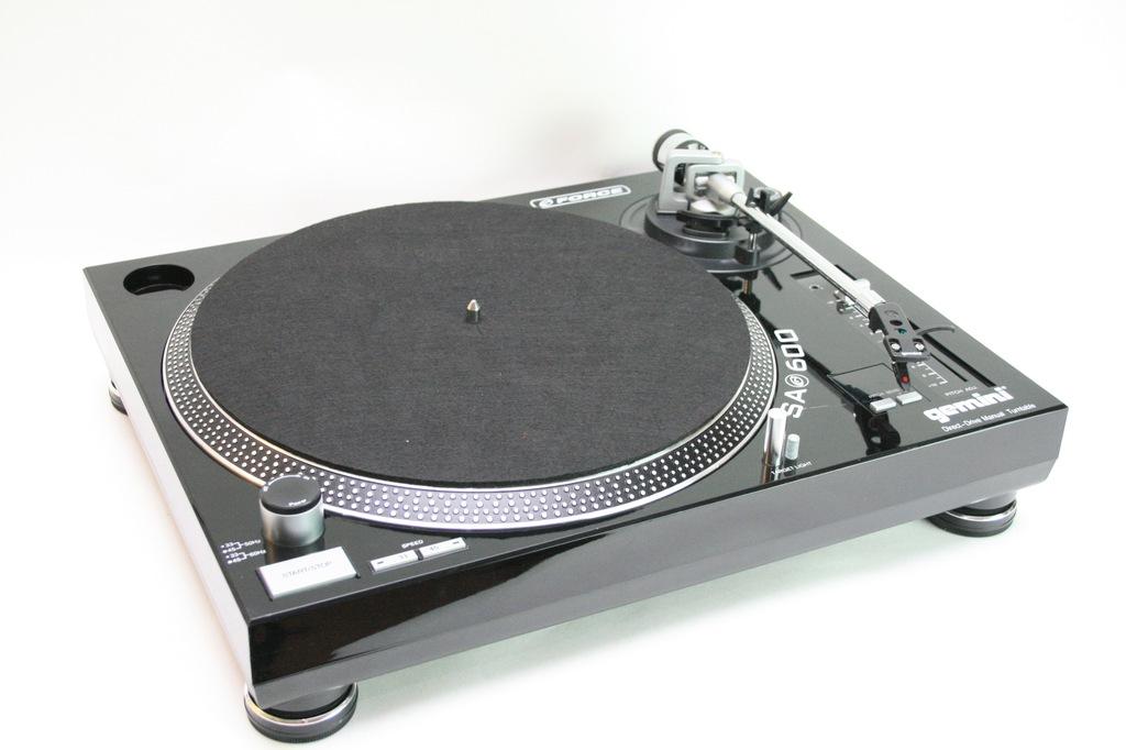Gramofon DJ GEMINI SA 600 Ortofon OM10