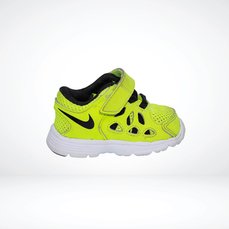 Buciki Nike Fusion Run 2 dla dziecka rozmiar 18.5
