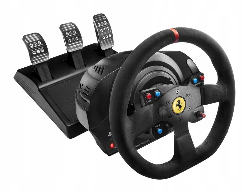 Kierownica Thrustmaster T300 Ferrari Alcantara
