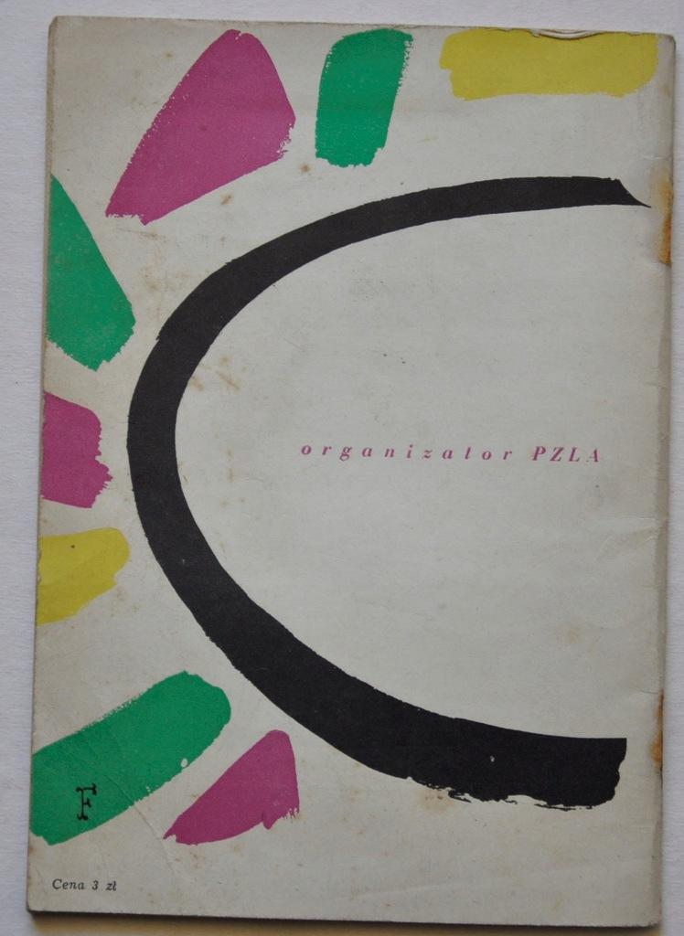 LEKKOATLETYKA ZAWODY POLSKA-USA WARSZAWA 1958