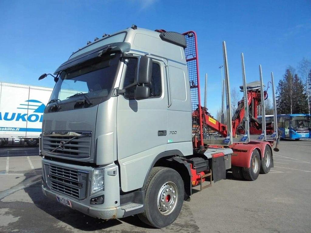 Volvo 6x4 Do Drewna Do Lasu 2011 Rok 8116762880 Oficjalne Archiwum Allegro