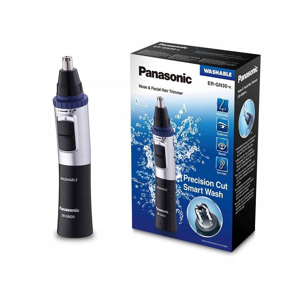 Panasonic ER-GN-30K trymer golarka do nosa i uszu