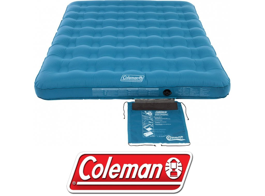 Coleman Materac Extra Durable Single jednoosobowy