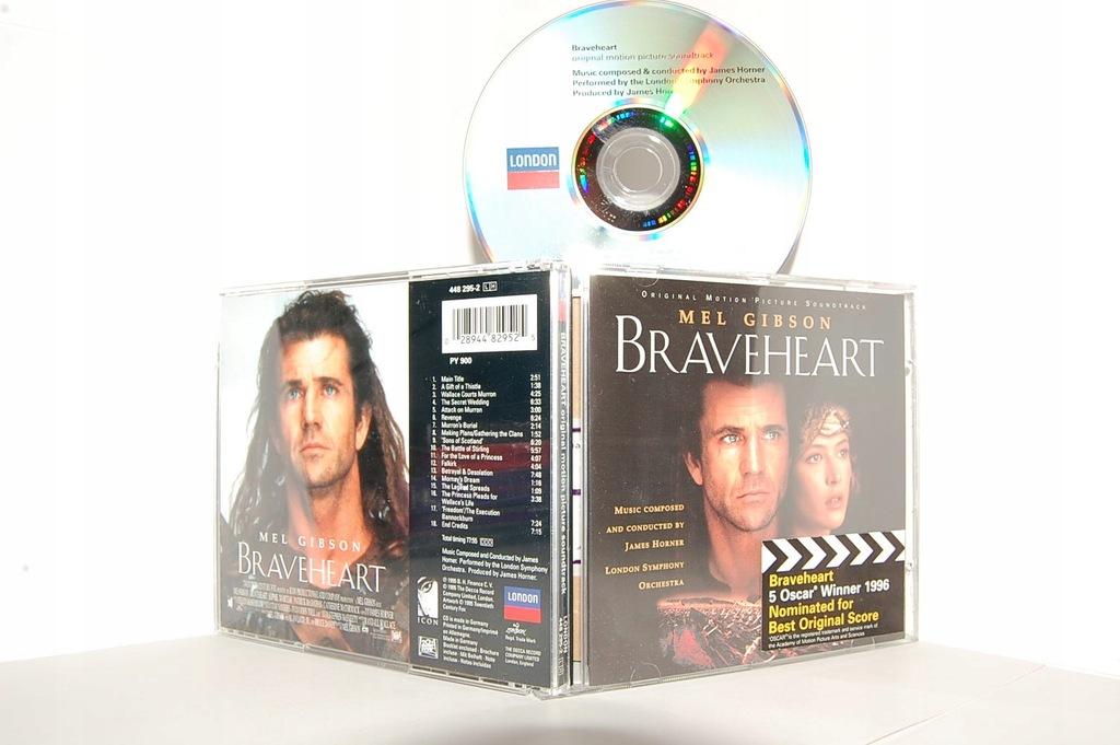 BRAVEHEART / SOUNDTRACK