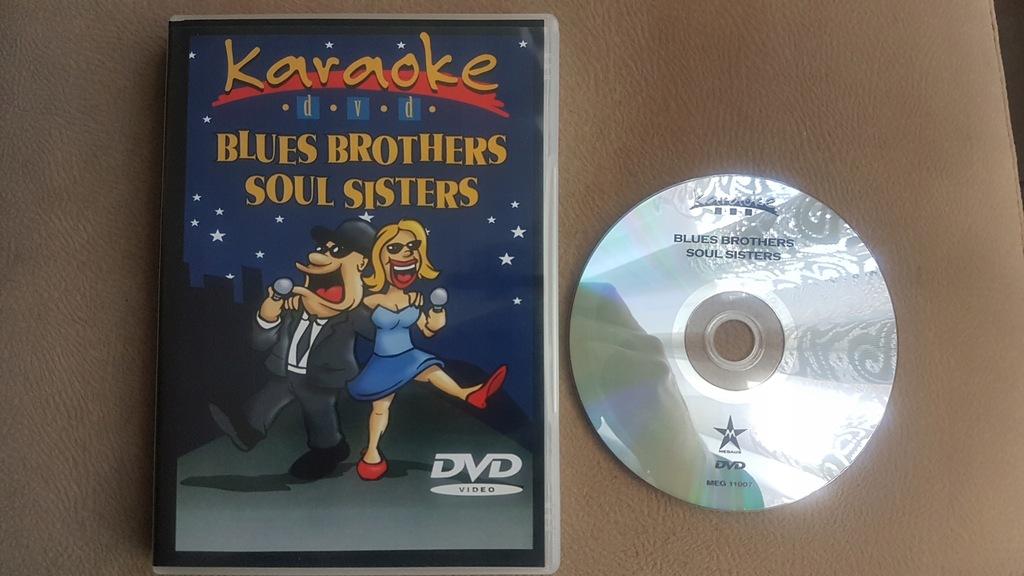 KARAOKE BLUES BROTHERS SOUL SISTERS DVD BDB STAN
