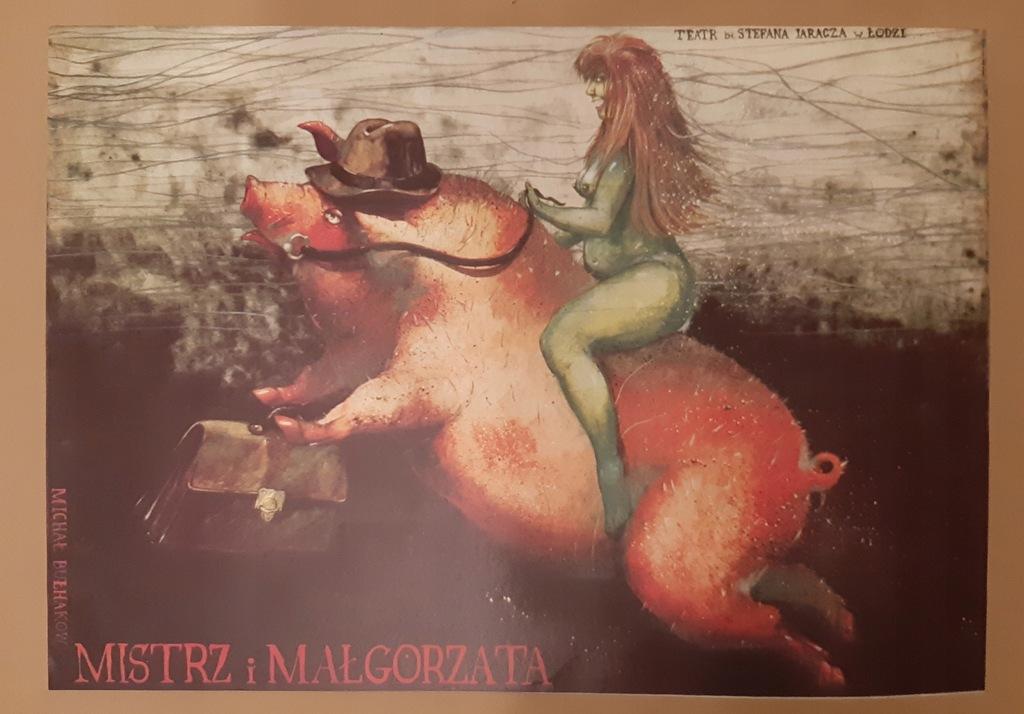 Mistrz i Małgorzata / Pągowski