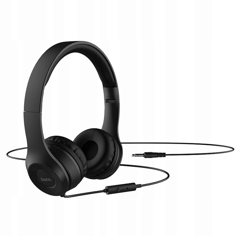 EXTRA Słuchawki z mikrofonem jack 3,5mm DLA DZIECI