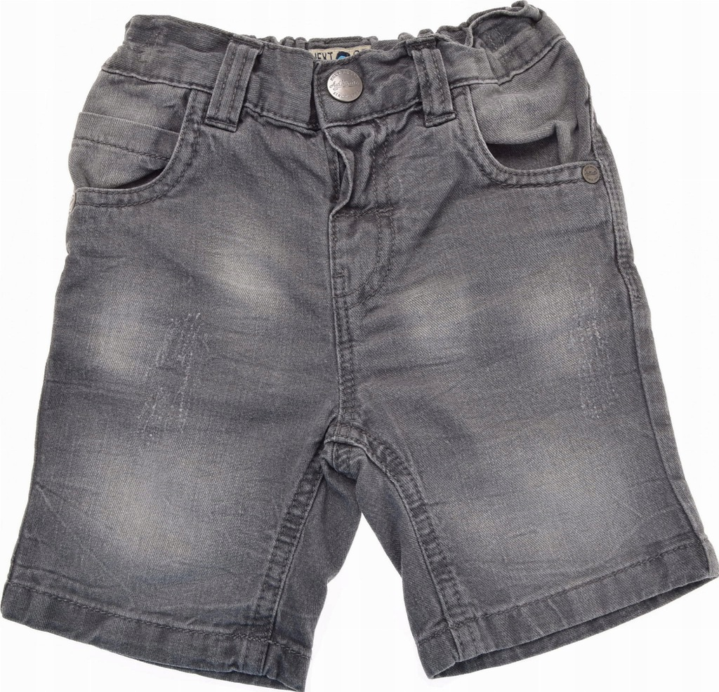 NEXT krótkie spodenki chłopięce Jeansowe 86