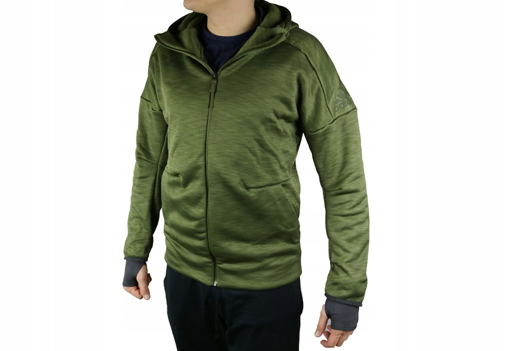 Adidas ZNE FZ Hood Climaheat S94830 r.S
