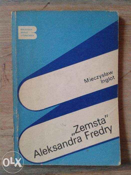 Biblioteka Analiz Literackich ZEMSTA Fredry
