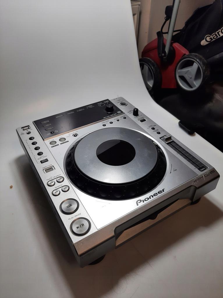 ODTWARZACZ PIONEER CDJ-850
