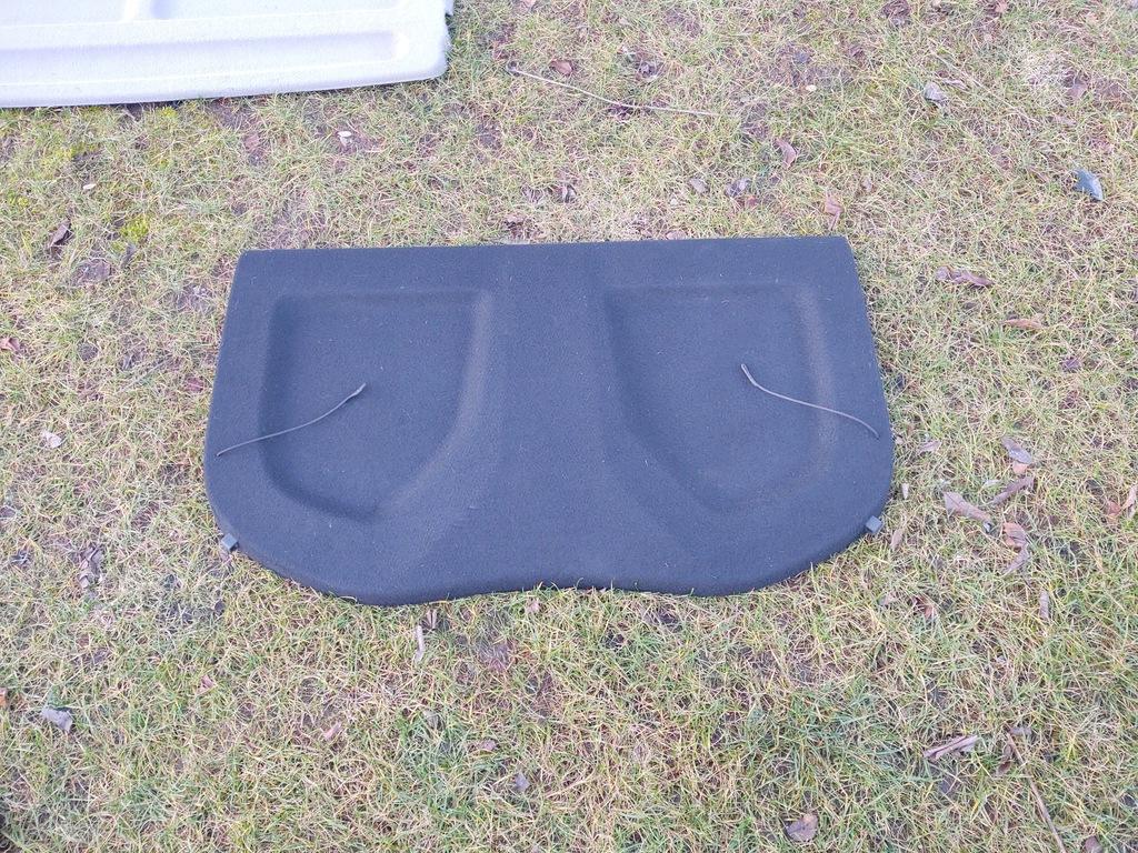 Półka bagażnika Honda C-HR CHR czarna idealna