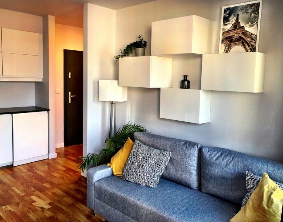 Mieszkanie, Poznań, Wilda, 36 m²