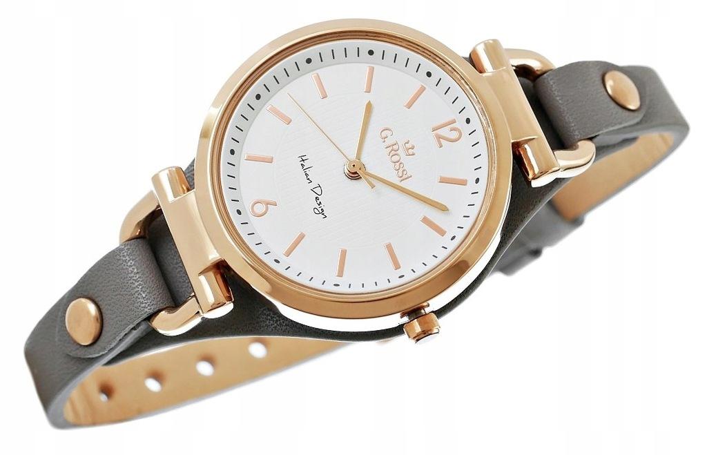 Zegarek Damski Gino Rossi 3652A-3B3