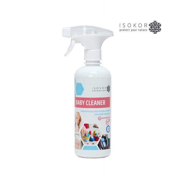 Płyn do dezynfekcji zabawek Baby Cleaner 500ml HIT