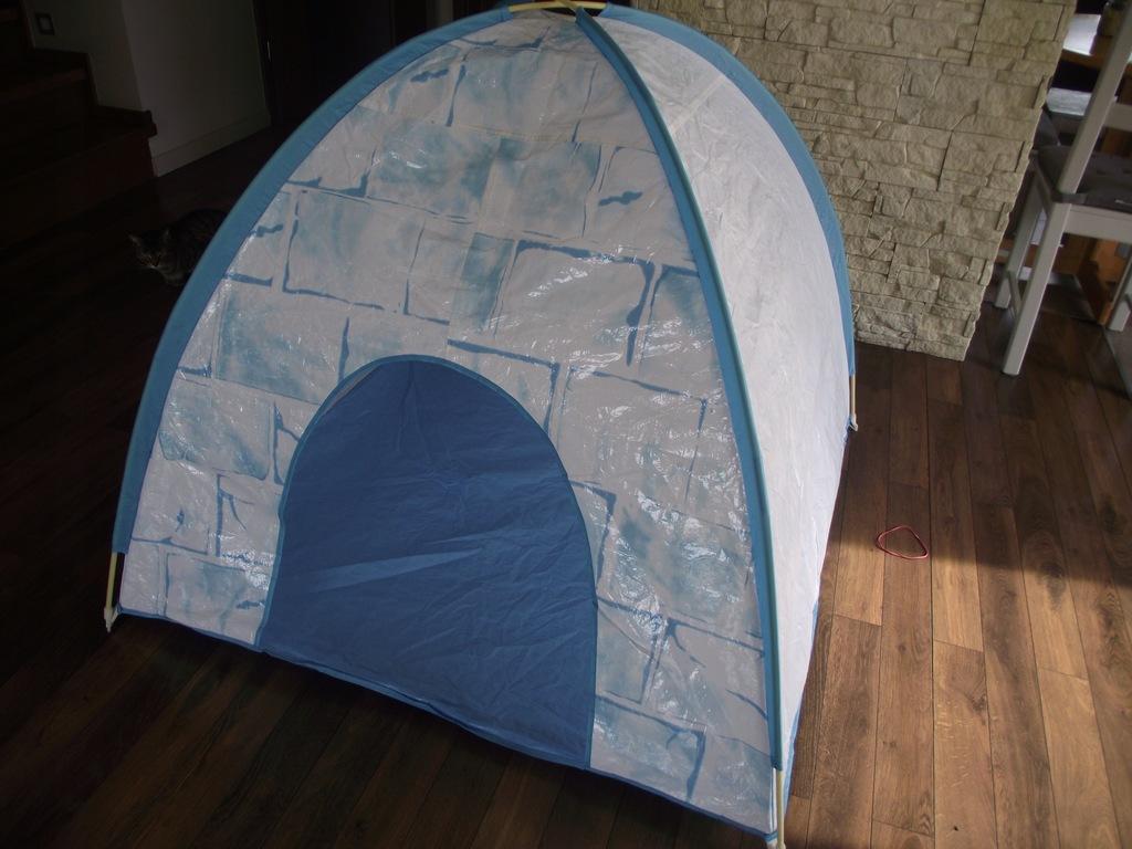Ikea Namiot dla dzieci domek ogrodowy Kup teraz za: 35,00