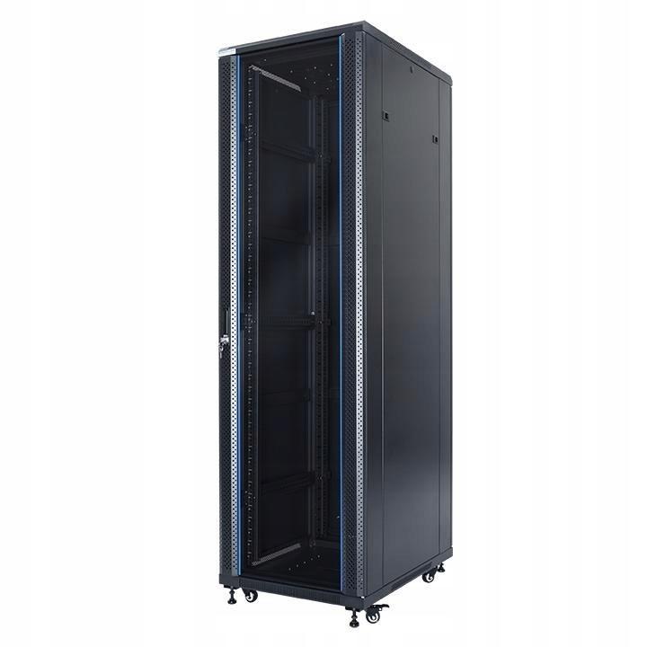 """Szafa stojąca START.LAN rack 19"""" 42U 600x1000"""
