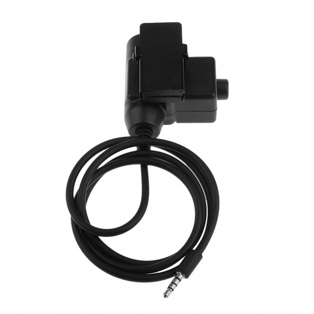 1 sztuka dla kabla U94 PTT dla adaptera 3.5mm