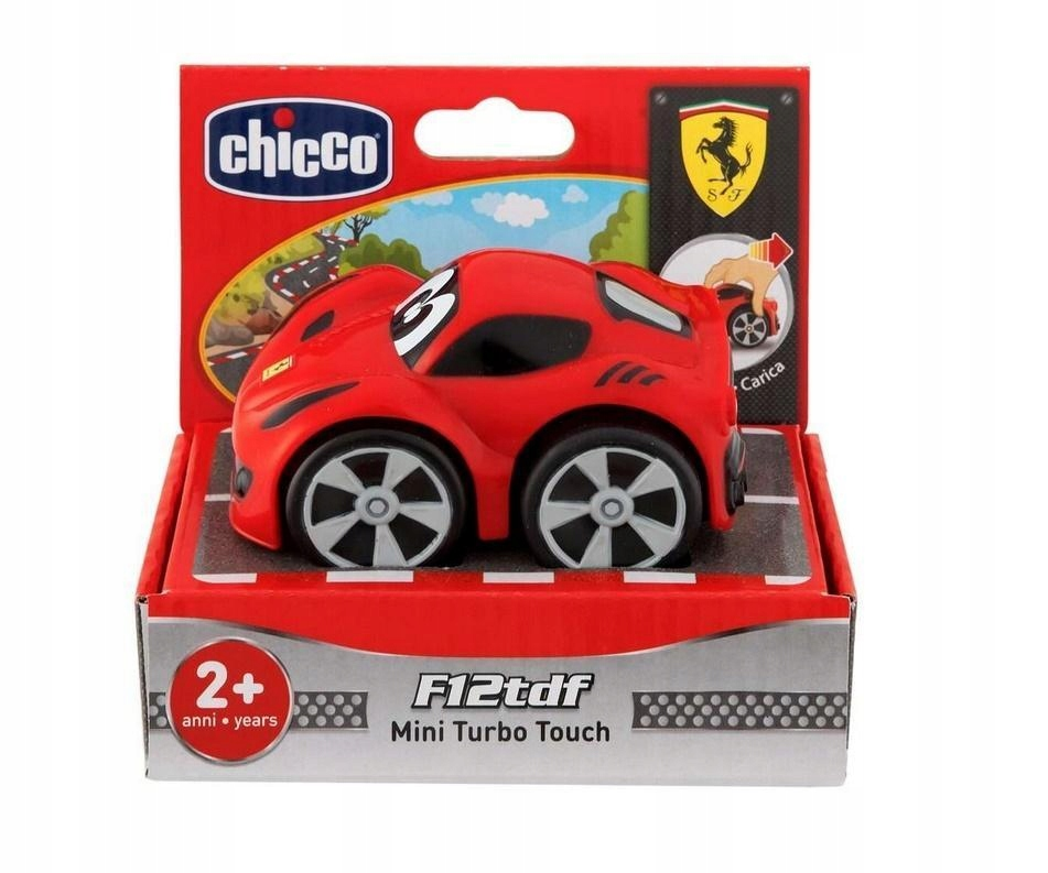 MINI TURBO TOUCH FERRARI F12, CHICCO