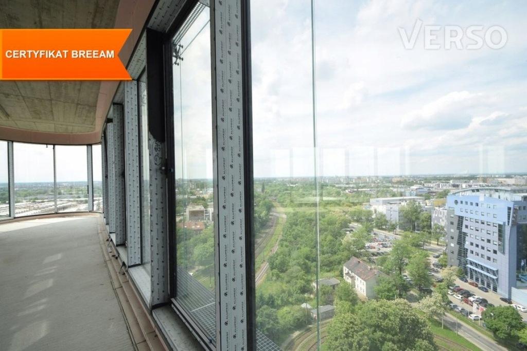 Biuro, Wrocław, Fabryczna, 1240 m²