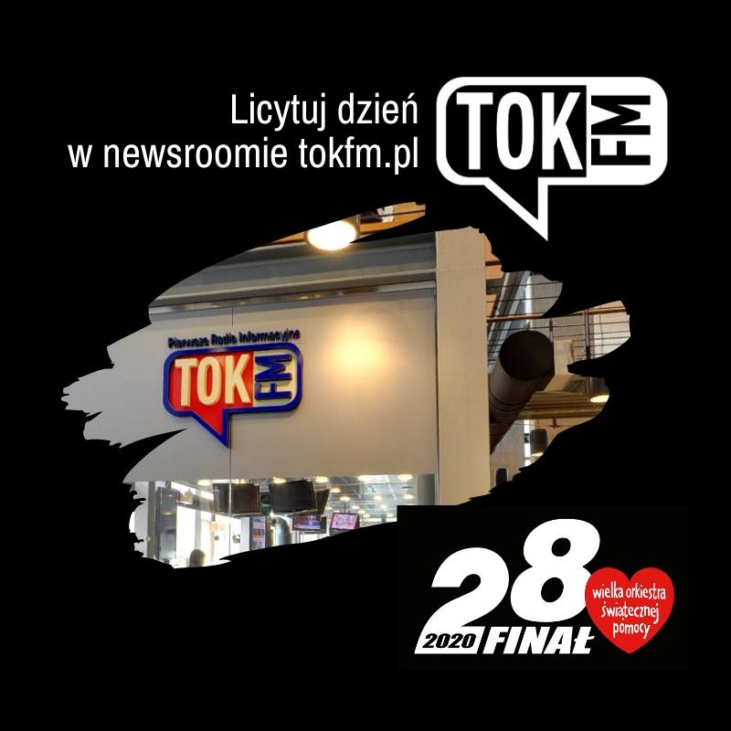 Dzień w newsroomie tokfm.pl