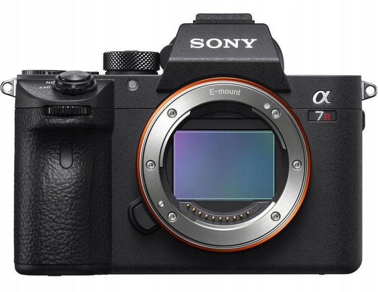 Sony Alpha a7R III (body) ILCE7RM3B aparat cyfrowy