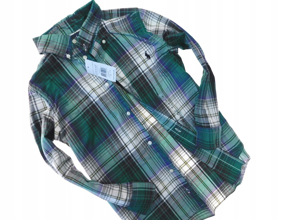 polo ralph lauren nowa koszula _ 7 122