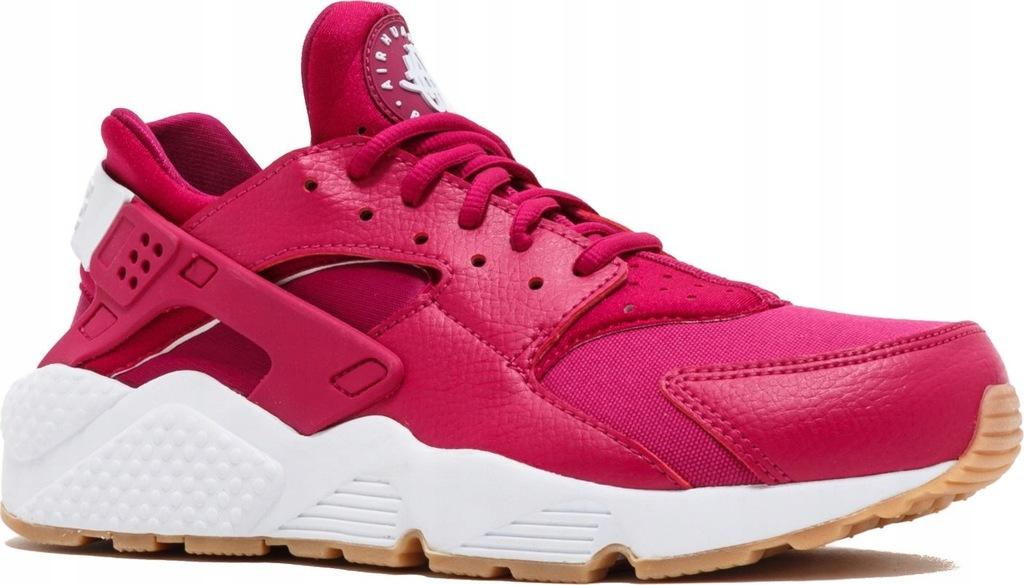 Nike Buty damskie Air Huarache Run różowe r. 38 (634835 606)