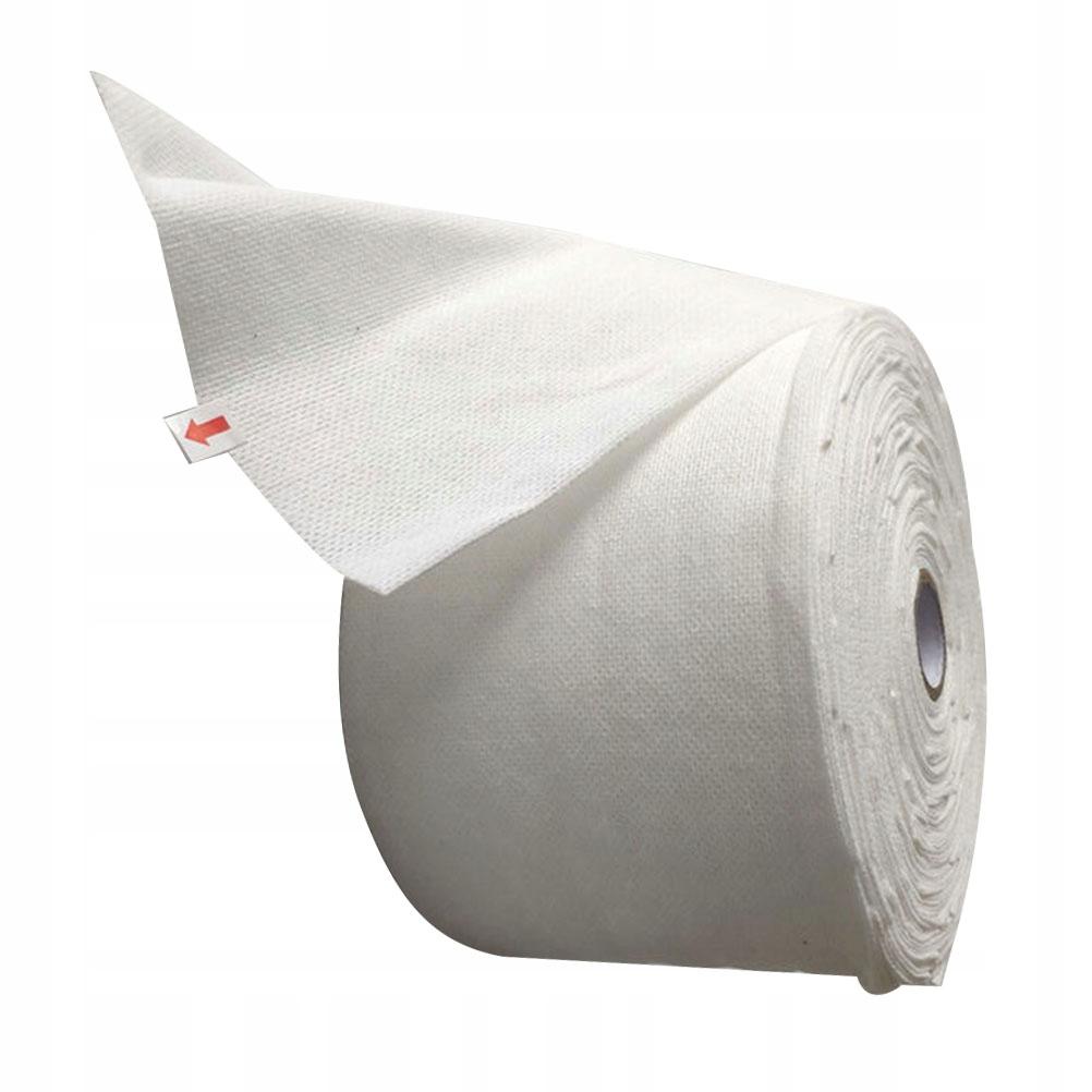 1 rolka ręcznik do czyszczenia tkanek na zewnątrz