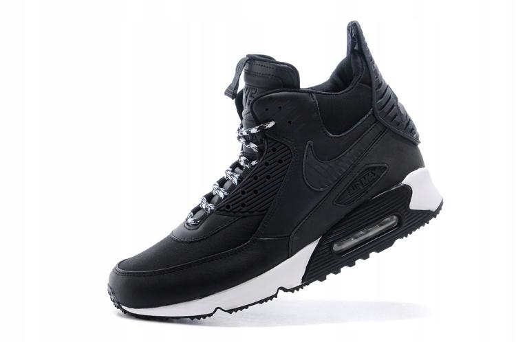 Buty Nike Air Max 90 wysokie zimowe męskie r. 42,5