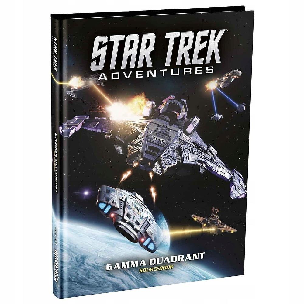 Star Trek Adventures RPG Gamma Quadrant Sourcebook