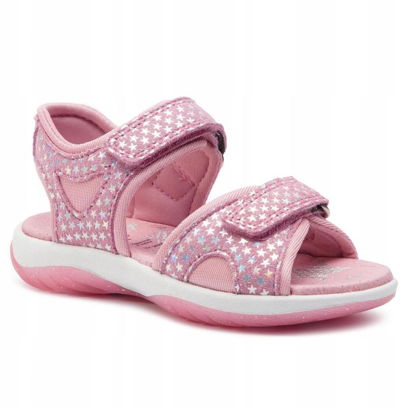 Sandały dziewczęce SUPERFIT 4-09128-55 rozm 35