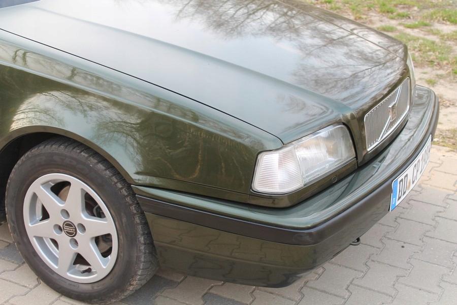 VOLVO 440 /klima /skóra ...