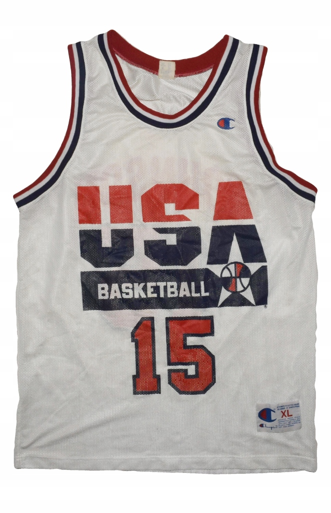 Champion L/XL USA rare jersey Magic Johson