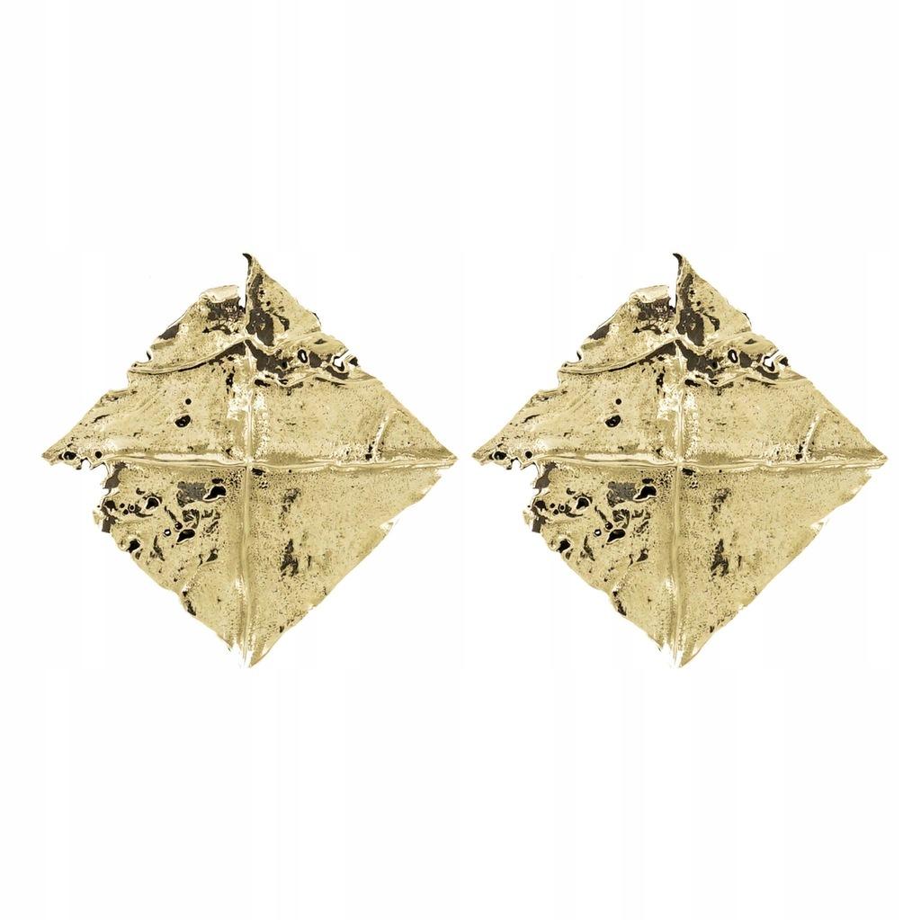 Kolczyki inspirowane obrazem Z. Beksińskiego